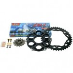 Superlite RS7 530 Drive Kit (DID Sealed Chain) for Multistrada 1200 10-14