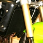 R&G Radiator Guard for Street Triple 675 08-12
