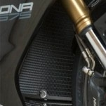 R&G Racing Radiator Guard for Daytona 675 13-14