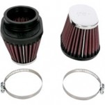 K&N Clamp-On Air Filter for EX500R Ninja 87-04