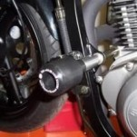 R&G Classic Style Frame Sliders for GS500 Unfaired 88-11