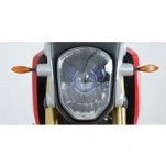 R&G Front Indicator Adapters for Grom MSX125 13-15
