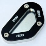 R&G Sidestand Foot Enlarger for SV650 03-14