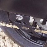 R&G Racing Aluminum Toe Chain Guard for SV650 99-11