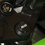 R&G Top Yoke Cap for Ninja 300 13-16