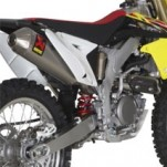 Akrapovic Evolution Full Exhaust with BN Muffler for RM-Z450 08-14