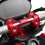 CNC Handlebar Riser Kit for Monster 1200/821 10-15