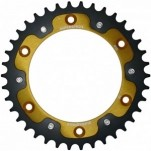 Supersprox Stealth Gold 520 Rear Sprocket for 200 XC-W 06-16