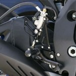 Sato Racing Rear Sets for GSX-R600 06-10