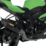 Akrapovic Racing Line Full Exhaust for ZX6R 12