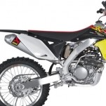 Akrapovic Racing Full Exhaust for RM-Z250 10-17