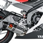 Akrapovic Evolution Line Full Exhaust for YZF-R6 08-16