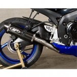 M4 Standard/Race Full Exhaust System w/ Titanium Midpipe for GSX-R600 08-10