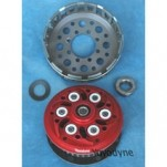 YoyoDyne Slipper Clutch (w Special 38 Degree Ramps) for Ducati