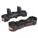 BRP Upper & Lower Triple Clamp Set 22mm for CRF250R 08-09