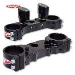 BRP Upper & Lower Triple Clamp Set for WR 01-08