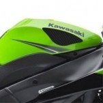 R&G Carbon Kevlar Tank Sliders for ZX6R 13-16