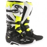Alpinestars Men's Tech 7 Enduro Boots Black/White/Yellow