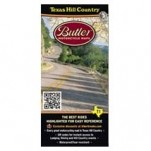 Butler G1 Motorcycle Maps - Texas Hill Country Map