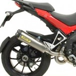 Arrow Works Silencer for Multistrada 1200/S 10-14