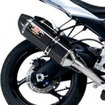 Yoshimura Signature R-77 Slip-On Exhaust for GSX-R1000 11 (Closeout)