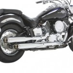 Vance & Hines Classic II Exhaust for XVS1100 V-Star 99-09