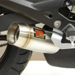 Competition Werkes GP Slip-On Exhaust Tip for FZ6R 09-16
