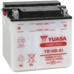 Yuasa YuMiCRON 12V Battery for VS800 GL/S Intruder 92-09