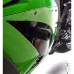 Shogun Std. No Cut Frame Sliders for ZX10R 11-15