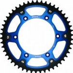 Supersprox Stealth Blue 520 Rear Sprocket for YZ426F 00-02