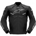 Alpinestars Men's Celer Leather Jacket Black
