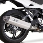 Remus HexaCone Slip-On Exhaust for Sprint GT 1050 10-15