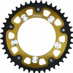 Supersprox Stealth Gold 530 Rear Sprocket for B-King 1340cc 08-12