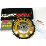 Supersprox 520 Lifetime Drive Kit for ZX6R 07-12
