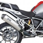 Remus HexaCone Slip-On Exhaust for R1200GS 13-15
