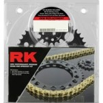 RK OEM Repl. Chain & Sprocket Kit for Tiger 800XC 11-15