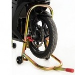 Pit Bull Hybrid Dual Lift Front Stand