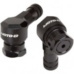 MOTO-D Angled Motorcycle Valve Stems