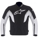 Alpinestars Viper Air Textile Jacket Black/White