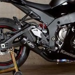 M4 GP Slip-On Exhaust for ZX10R 11-15