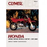 Clymer Manual for CRF70F 04-05
