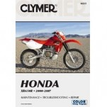 Clymer Manual for XR650R 00-07