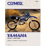 Clymer Manual for YZ125 94-01