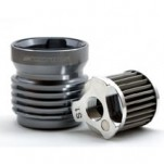 Scotts Stainless Steel Reusable Oil Filter for WR400F 98-00