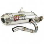 Pro Circuit T-4 Exhaust System for KLX110R 02-09
