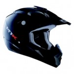 AGV MT-X Solid Helmet Black