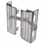 Devol Radiator Guard for RM-Z450 05-07