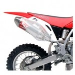 Yoshimura RS-2 Competition Series Slip-On Muffler for CRF150R 07-08