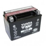 Yuasa AGM (Maintenance-Free) Battery for XR650L 93-11