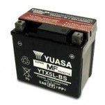 Yuasa AGM (Maintenance-Free) Battery for WR250F 03-07